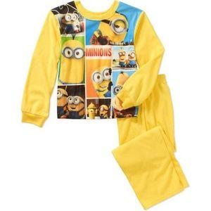 Despicable Me Minion Made Pajamas